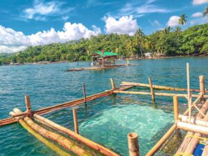 floating cottage mindanao