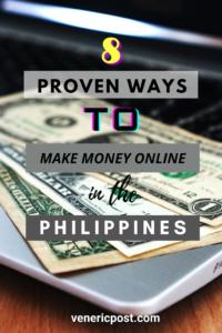 pinterest pin make money online in philippines